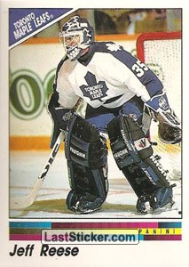 Jeff Reese (Toronto Maple Leafs)
