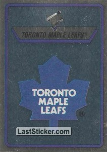 Toronto Maple Leafs emblem (Toronto Maple Leafs)