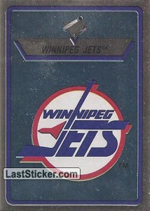 Winnipeg Jets emblem (Winnipeg Jets)