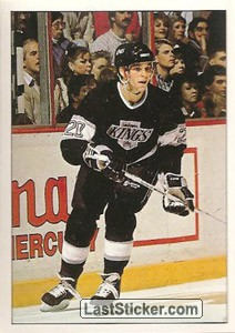 Luc Robitaille (41st All Star Game)