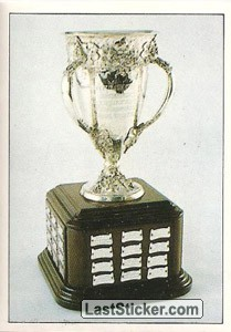 Calder Memorial Trophy - Sergei Makarov (Award winners)