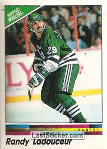 Randy Ladouceur (Hartford Whalers)
