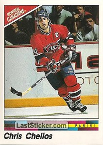 Chris Chelios (Montreal Canadiens)