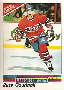 Russ Courtnall (Montreal Canadiens)