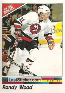 Randy Wood (New York Islanders)