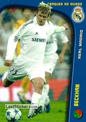 David Beckham (Real Madrid)