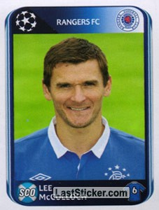 Lee McCulloch (Rangers FC)
