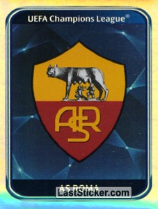 AS Roma Badge (AS Roma)