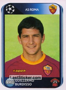 Guillermo Burdisso (AS Roma)