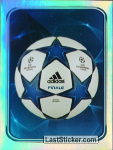 UEFA Champions League Official Match Ball (Intro)