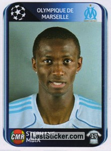 Stephane Mbia (Olympique de Marseille)