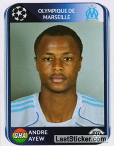 Andre Ayew (Olympique de Marseille)