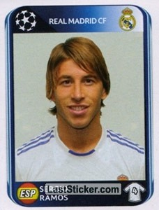 Sergio Ramos (Real Madrid SF)
