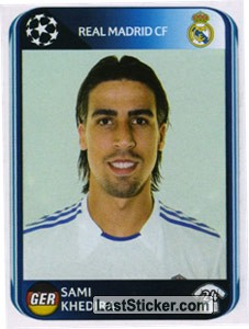 Sami Khedira (Real Madrid SF)