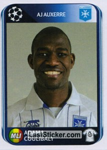 Adama Coulibaly (AJ Auxerre)