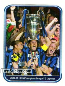 2009-10 FC Internazionale Milano - Trophy (Legends)