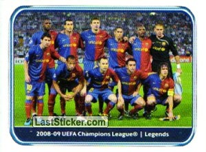 2008-09 FC Barcelona (Legends)