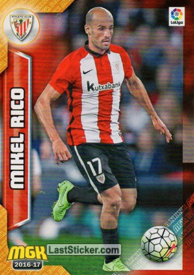 Mikel Rico (Athletic Club)