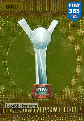 FIFA U-20 Women's World Cup (FIFA Trophies)