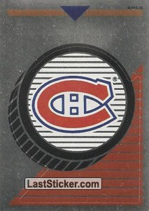 Montreal Canadiens team logo - Foil (Montreal Canadiens)