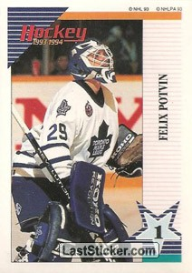 Felix Potvin (Best of the best)