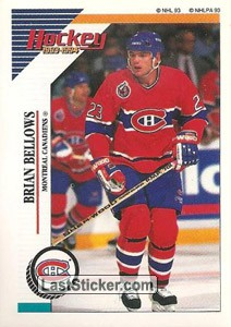 Brian Bellows (Montreal Canadiens)