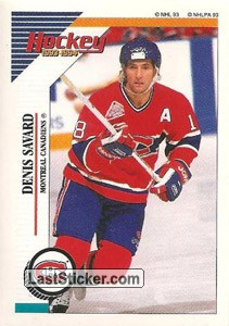 Denis Savard (Montreal Canadiens)