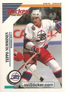 Teppo Numminen (Winnipeg Jets)