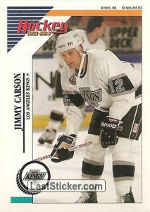 Jimmy Carson (Los Angeles Kings)