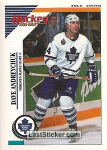 Dave Andreychuk (Toronto Maple Leafs)