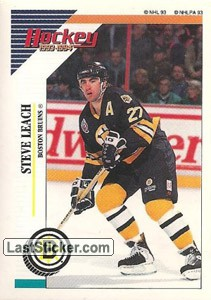Steve Leach (Boston Bruins)