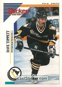 Dave Tippett (Pittsburgh Penguins)