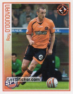 Roy O'Donovan (Dundee United)