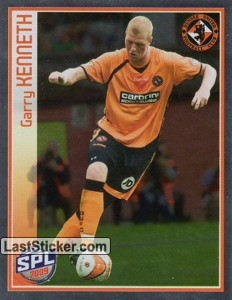 Garry Kenneth (Dundee United)