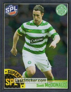 Scott McDonald (SPL Superstars Part 1)