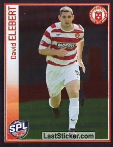 David Elebert (Hamilton Academical)