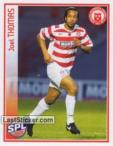 Joel Thomas (Hamilton Academical)