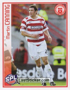 Martin Canning (Hamilton Academical)