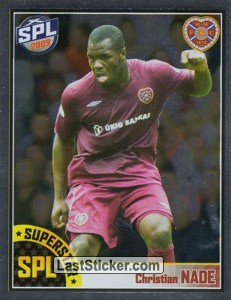 Christian Nade (SPL Superstars Part 2)