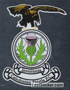 Inverness CT Club Badge (Inverness CT)