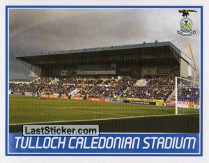 Inverness CT Stadium (Inverness CT)