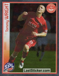 Tommy Wright (Aberdeen)