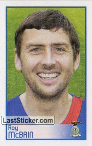 Roy McBain (Inverness CT)