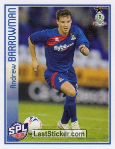 Andrew Barrowman (Inverness CT)