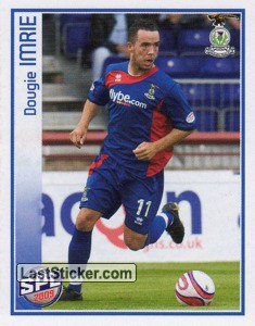 Dougie Imrie (Inverness CT)
