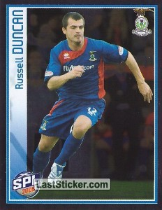 Russell Duncan (Inverness CT)
