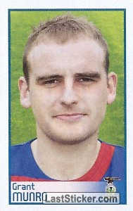 Grant Munro (Inverness CT)