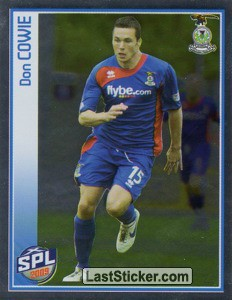 Don Cowie (Inverness CT)