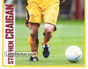 Stephen Craigan - Part 2 (Motherwell)