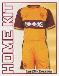 Motherwell Home Kit (Motherwell)